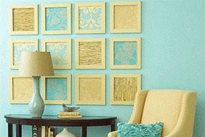 تغییرات هنری دیوار خانه