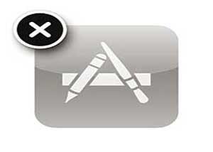 حذف و نصب برنامه های موجود در آیپد