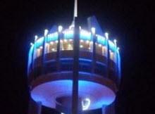 دومین برج بلند در گرگان افتتاح شد (عکس)