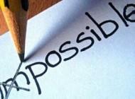 موارد غیر ممکن را ممکن کنید