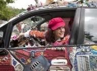 ماشینی که آرزوی اکثر دخترها است (عکس)