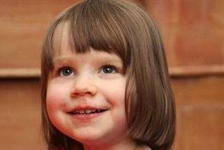 دختر بچه ای که همه را به حیرت در آورد (عکس)