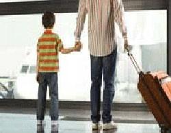 چگونگی سفر با بچه های بد قلق