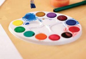 از کودکتان نقاش حرفه ای بسازید