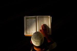 عاشقان خدا در جشن جهانی رمضان