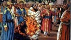 آشنایی به سنت های عجیب هندی ها (عکس)