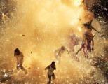 تصاویری از جشن پر هیجان مکزیکی ها