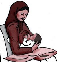 مشكلات شیردهی در ماه رمضان