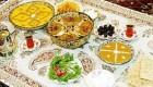 فرایند مصرف مواد نشاسته ای در ماه رمضان