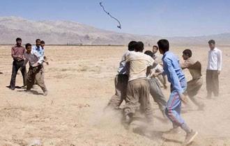 بازی ها و ورزش های  محلی  استان ایلان