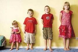 چندمین فرزند خانواده هستید؟