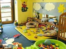 قوانین چیدمان اتاق کودک