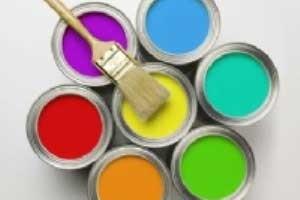 آموزش بازی با رنگ برای دکور خانه (عکس)