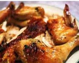 طبخ مرغ اسپانیایی