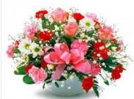 بررسی زمانی، گل هدیه دادن به افراد