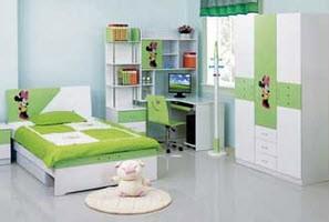چگونگی تزئین اتاق کودک