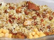 طبخ غذای سنتی گلستان مخصوص سحر