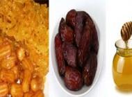 تقسیم کالری را در افطار رعایت کنید