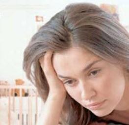 برخی عوامل افسردگی در زنان باردار