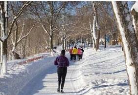 چگونه در سرمای شدید بدون دردسر ورزش کنیم؟