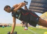 حرکت های ورزشی درد کش