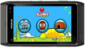 حقه جالب برای بازی Bounce