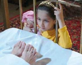 ارتباط کودک با پدر بزرگ و مادر بزرگ ناتوان
