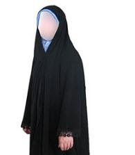 چرا دختران جوان را مجبور به چادر پوشیدن می کنند؟