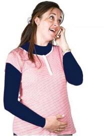 چگونه اطافیان خود را از بارداریمان مطلع کنیم