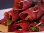 چگونگی طبخ رولت گوشت ایتالیایی