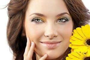 چگونگی یک آرایش زیبا برای پوستان خشک و مرده