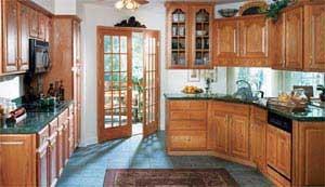 چگونگی طراحی کابینت های آشپزخانه