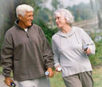 مزایای ورزش برای آرتروز