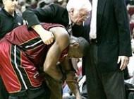 آسیب و در رفتگی شانه در ورزش