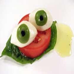 رابطه سلامت چشم با غذا