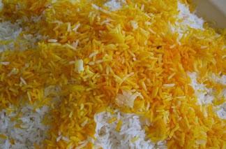 خوردن برنج در رژیم غذایی
