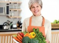 رژیم غذایی متعادل در یائسگی