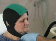 ساخت کلاهی مخصوص شیمی درمانی ها و جلوگیری از ریزش مو