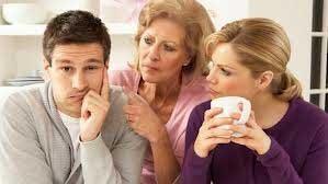 ممنوعیات خانواده همسر برای شما