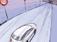 طنز جالب راننده  اصفهانی