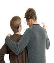 تنبیه و مجازات کردن فرزندی