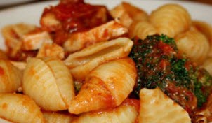 چگونگی طبخ خورش پاستا