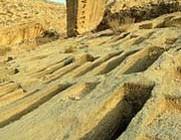 چگونگی  کفن و دفن در ایران  در زمان باستان