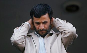 دلیل اصلی تنهایی احمدی نژاد