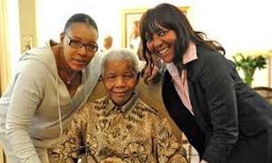 خبری از بهبودی نلسون ماندلا