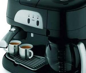 نظافت قهوه ساز با سرکه
