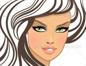 آرایش جذاب مخصوص پوست های برنز