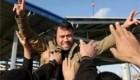 آزاد شدن 26 اسیر فلسطینی به دست  اسرائیل
