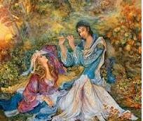 اس ام اس رمانتیک و سرشار از عشق (159)