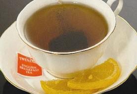 بررسی خاصیت چای داغ و لیمو تازه
